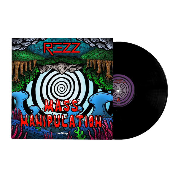 REZZ - Mass Manipulation LP
