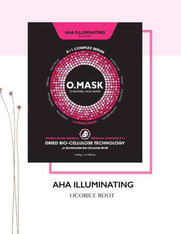 O.MASK AHA Illuminating (5 packs)