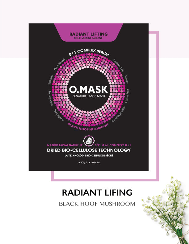 O.MASK Radiant Lifting (5 packs)