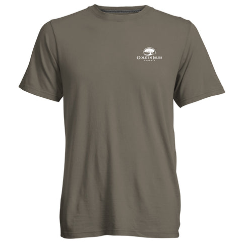 Golden Isles Go-To Tee Fossil