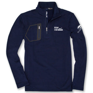 RSM Co-Logo Pullover Navy