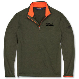 RSM Co-Logo Pullover Green