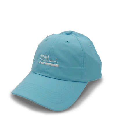 RSM Co-Logo Performance Hat Light Blue