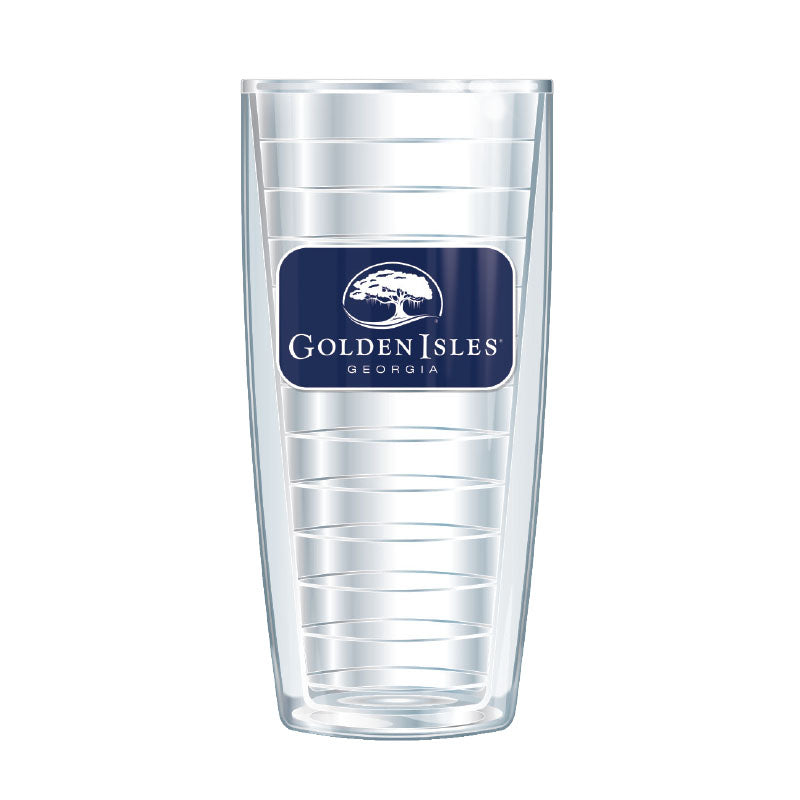 Golden Isles Signature Traveler Tumbler 16oz