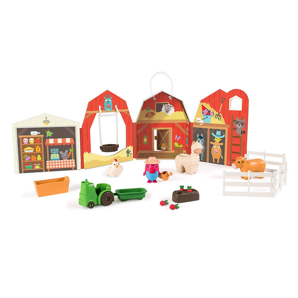 Robins Farm Portable Playset