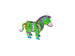 3D Coloring Zoo Animals (Pack of 6) - The Rollie Pollie