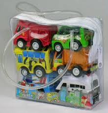 Pullback Cars (6 per bag) - The Rollie Pollie