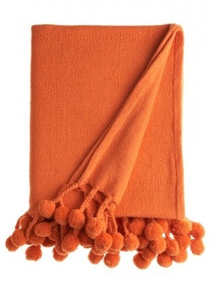 Pom Pom Blanket - The Rollie Pollie