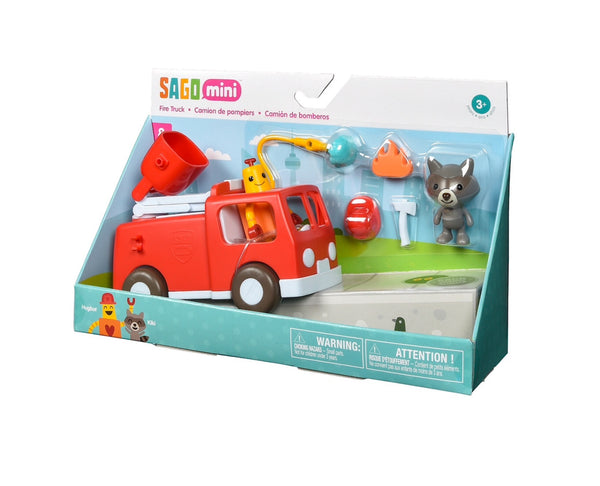 Sago mini Fire Truck - The Rollie Pollie