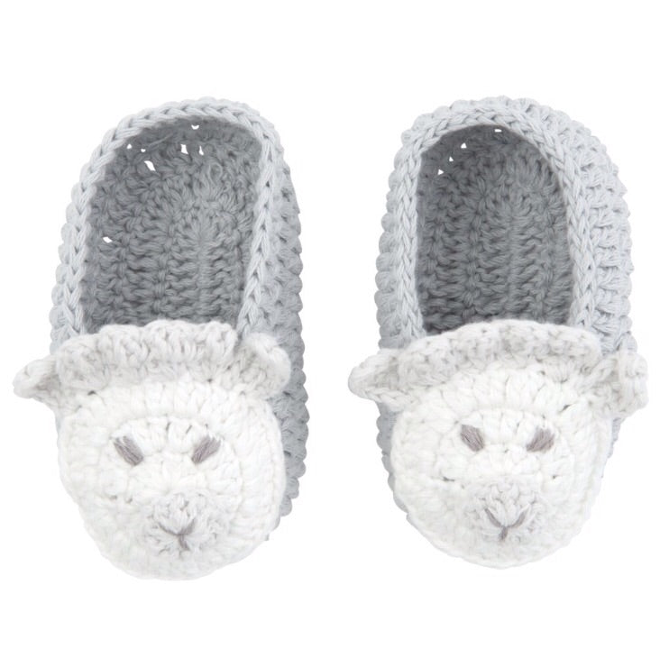 Booties Llama Grey - The Rollie Pollie