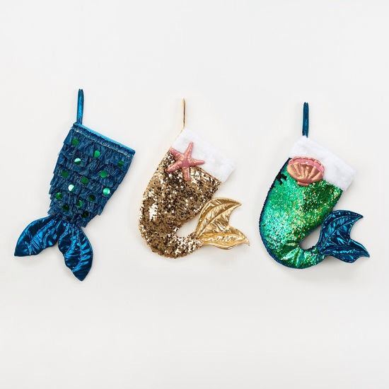 Mermaid Tail Stocking - The Rollie Pollie