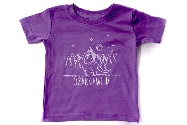 Ozark Wild Tee - The Rollie Pollie