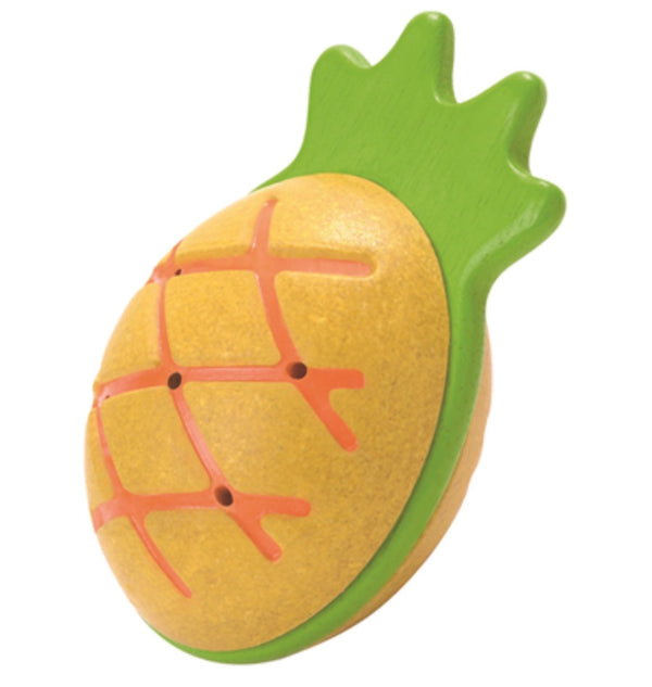 Plan Toys- Pineapple Maraca - The Rollie Pollie