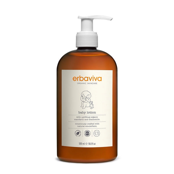 Erbaviva baby lotion - The Rollie Pollie