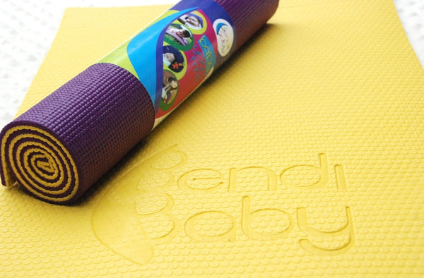 Baby Yoga Mat - The Rollie Pollie