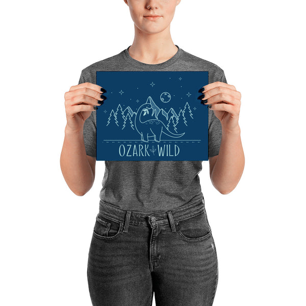Ozark Wild Poster - The Rollie Pollie