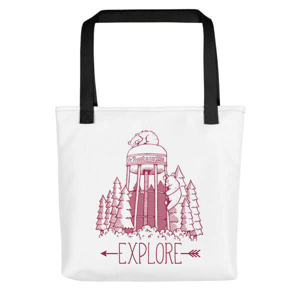 Bentonville Tote bag - The Rollie Pollie