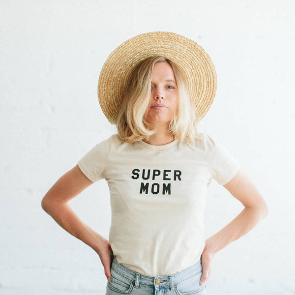 Super Mom T-shirts - The Rollie Pollie