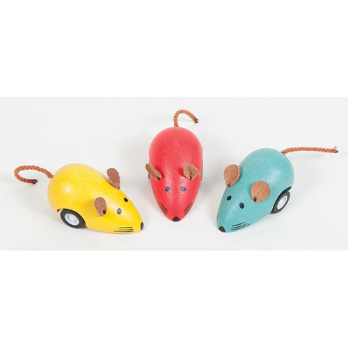 Pull Back Mouse - The Rollie Pollie