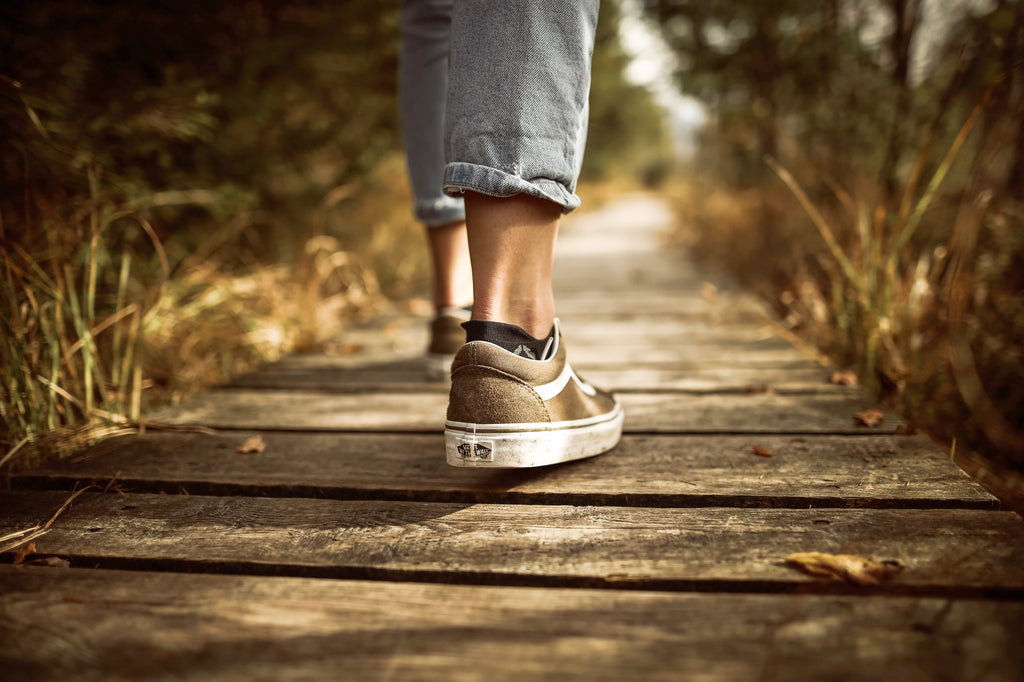 Five Ways to Make Your Daily Walk More Fun