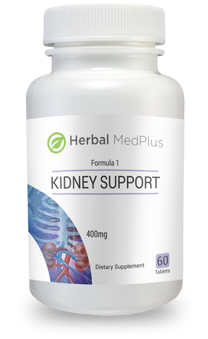 Herbal MedPlus Kidney Support Formula 1