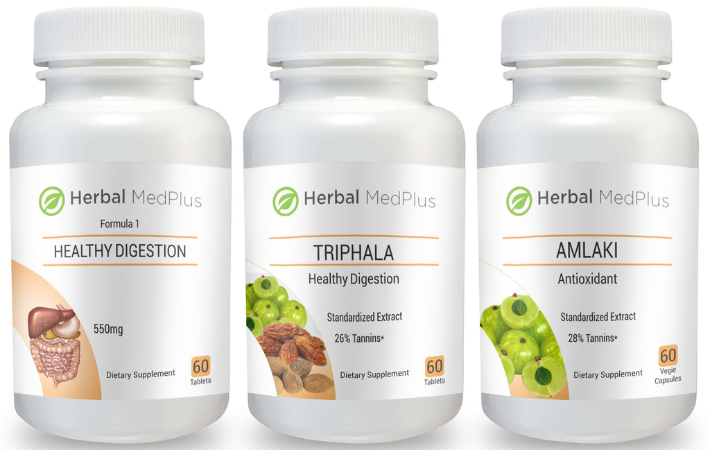 Formula 1 Healthy Digestion Kit
