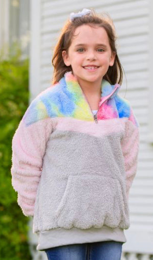 Unicorn Kids Pullover
