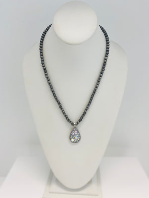 Miss Queen Bling Necklace