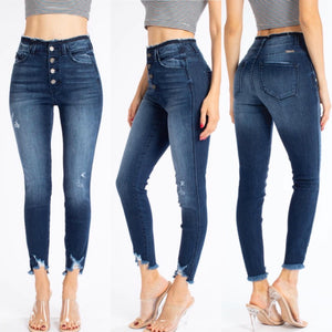 Kancan DW High Rise Skinny Jeans