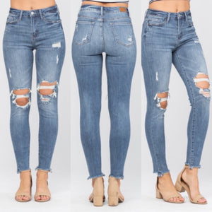 Judy Blue City Girl Jeans