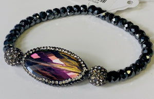 Over the Rainbow Quartz Bracelet
