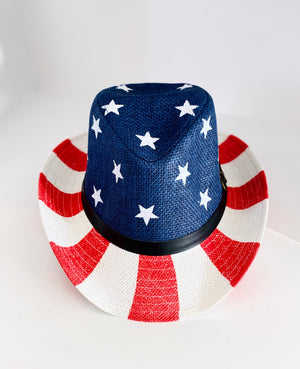 Only In America Fedora