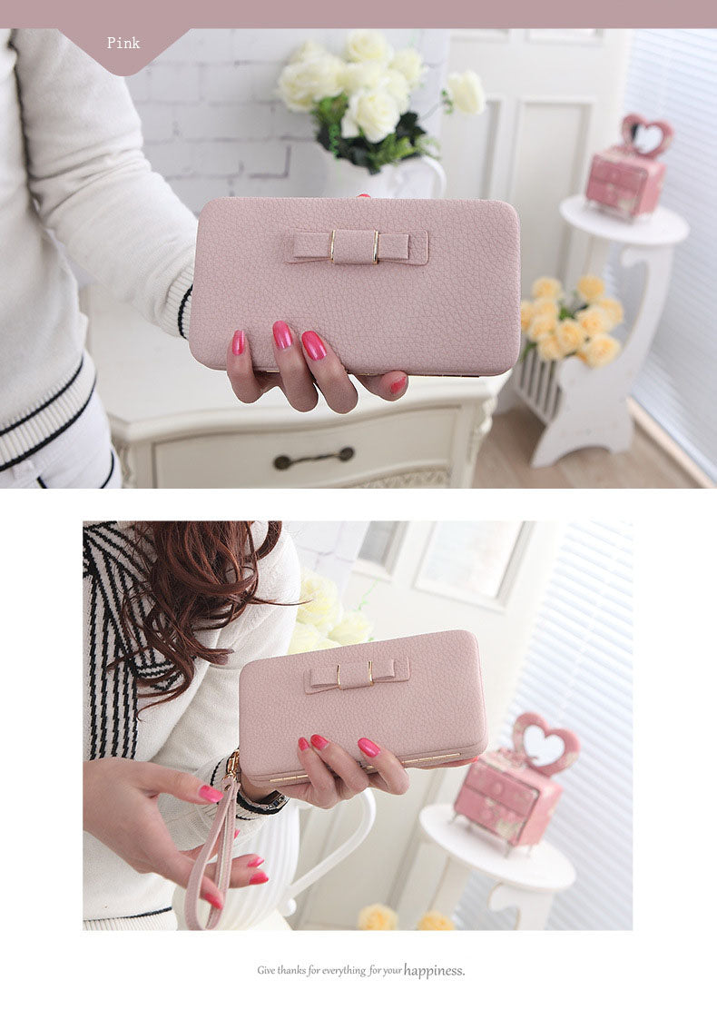 Ribbon Women Wallet