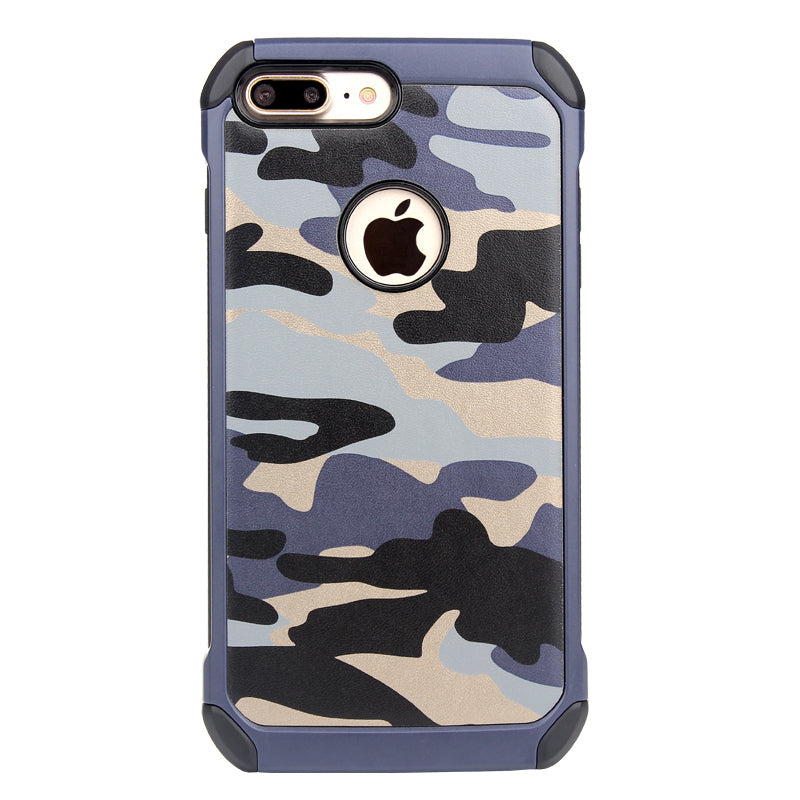 Army Camo Back Cover for iPhone 7, 7Plus