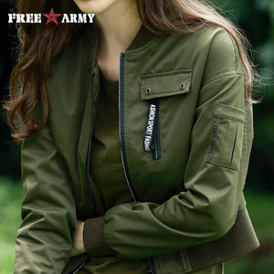 Bomber Women Jacket