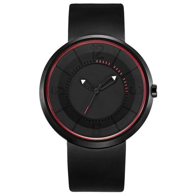 Waterproof Matte Wristwatch