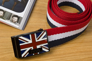 Unisex Canvas Belt