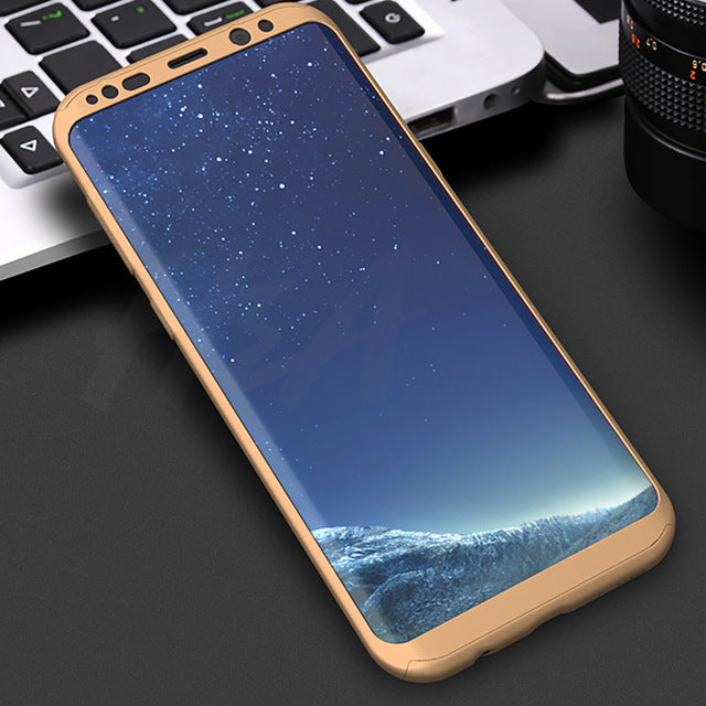 360 Degree Case for Samsung Phones