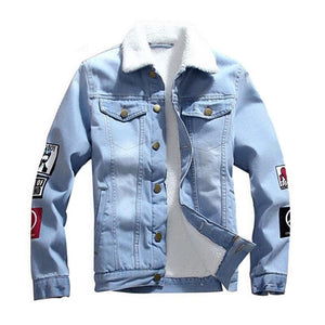 8 Ball Denim Jacket
