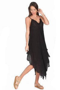 Miki Cover Up Dress, - Funky Collective