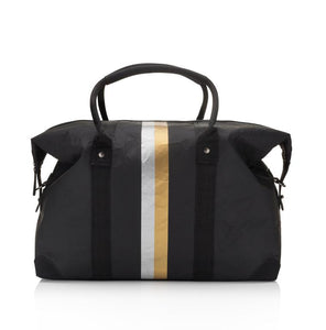 Hi Love The Weekender - Black with Metallic, - Funky Collective
