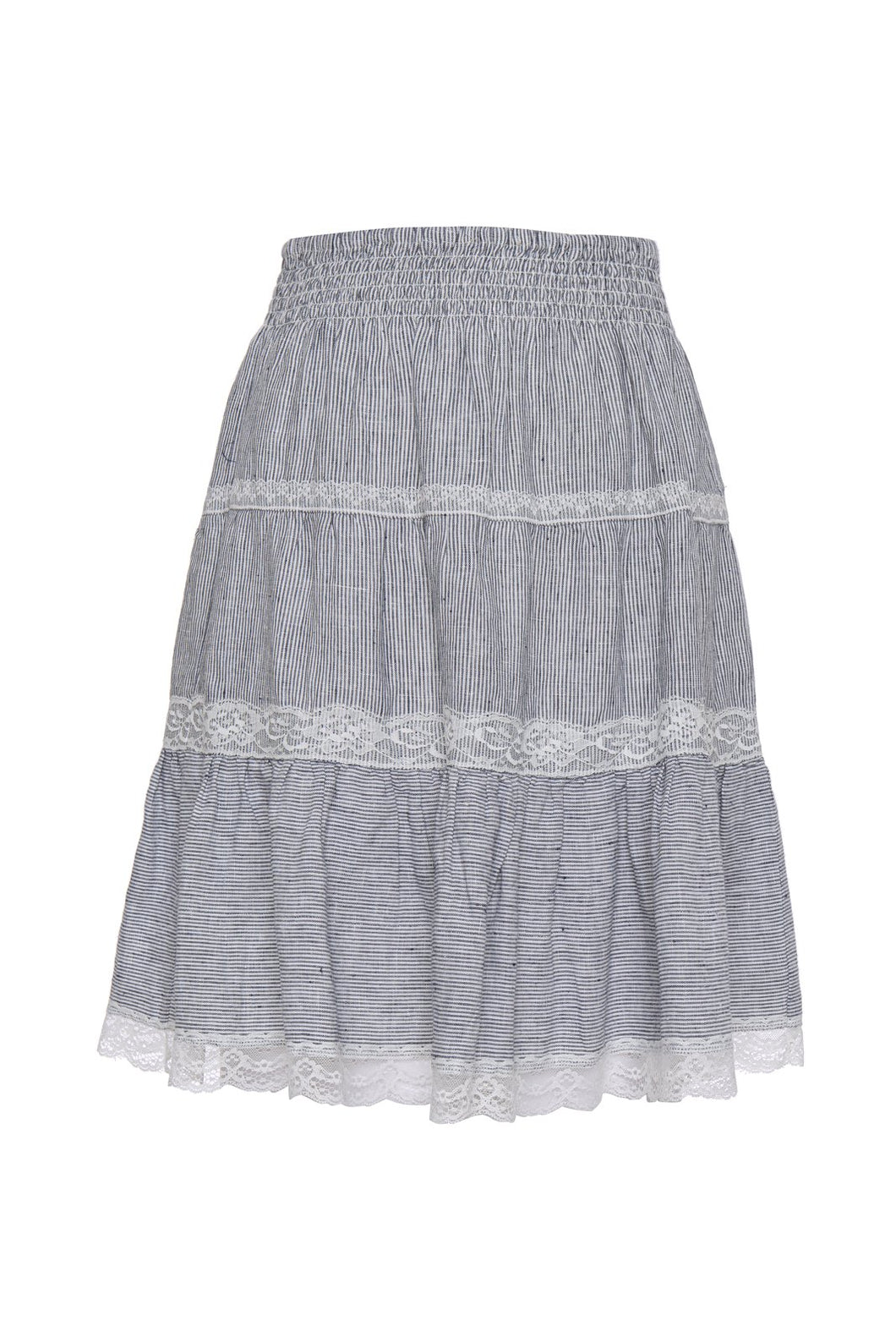 Goldhawk Rosie Linen Skirt, - Funky Collective