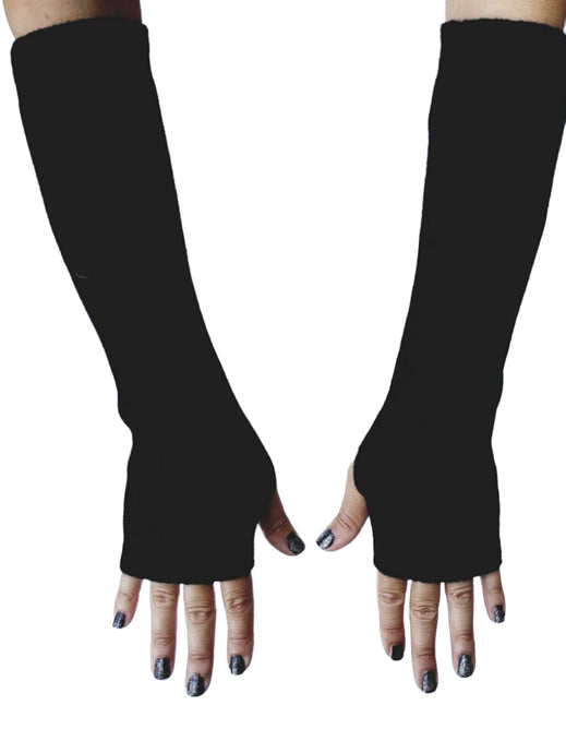 Funky Collective Cashmere Arm Warmers, - Funky Collective