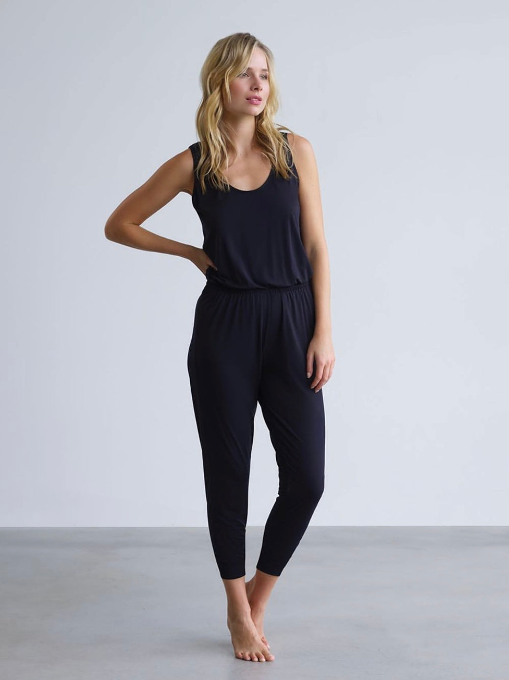 Commando Tank Lounge Jumpsuit