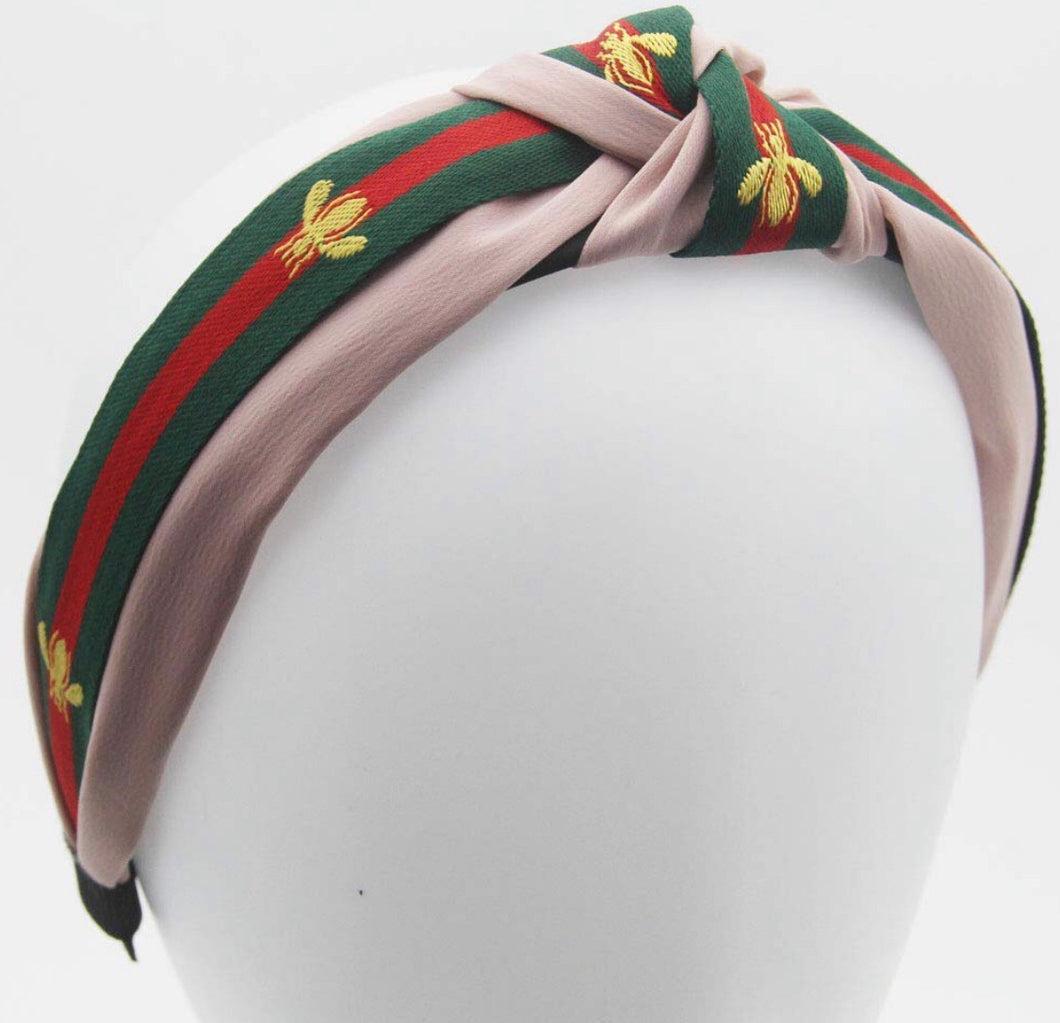Gucci Inspired Headband, - Funky Collective