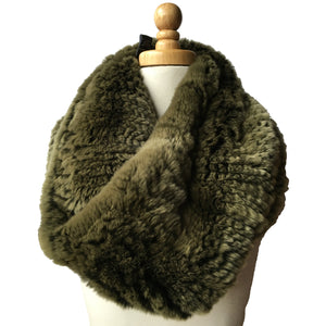 Funky Fur Snood, - Funky Collective