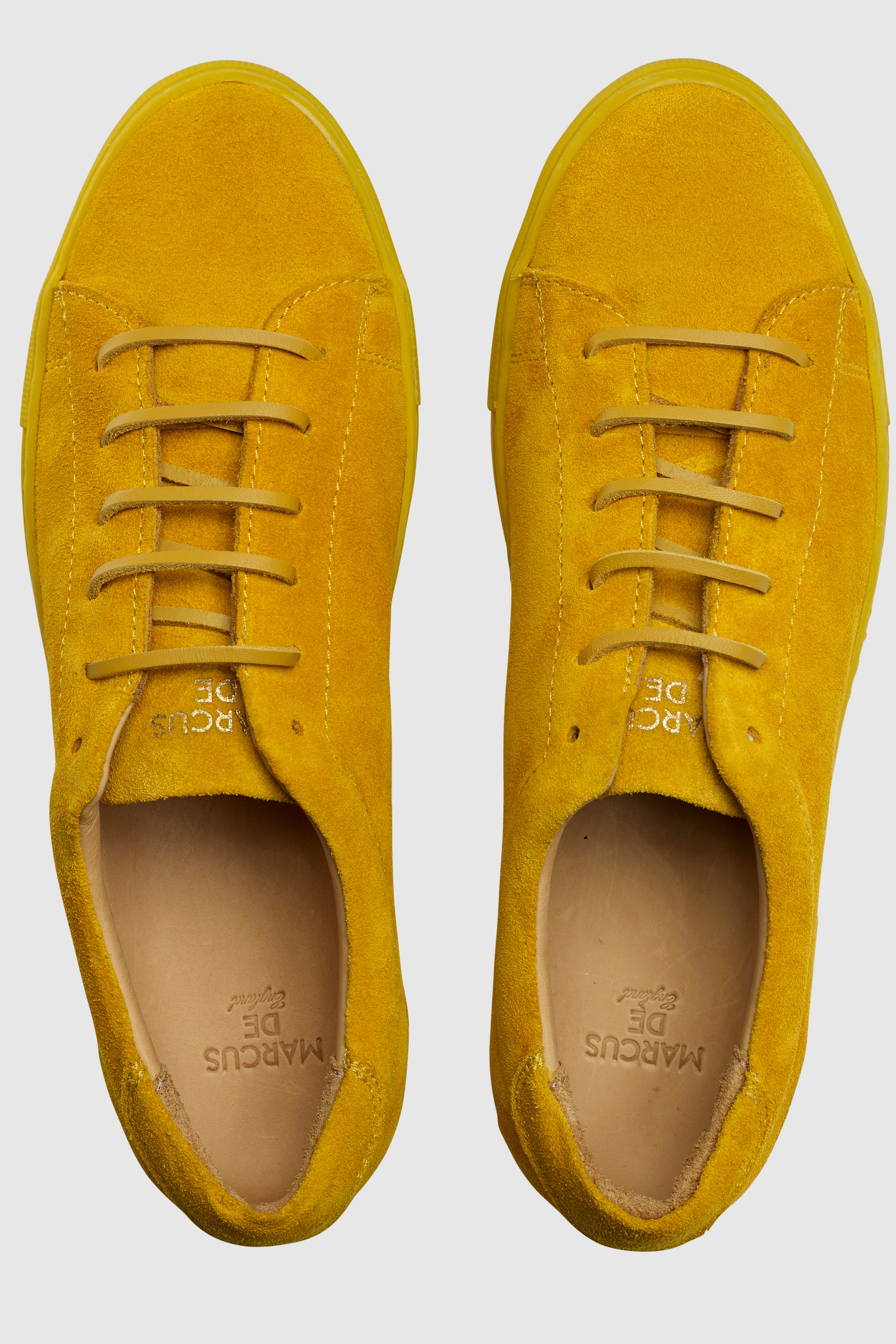 Arena - Yellow Suede