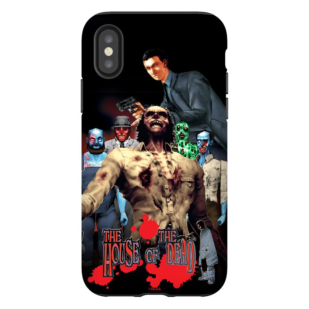 The House of the Dead Logo Phone Case