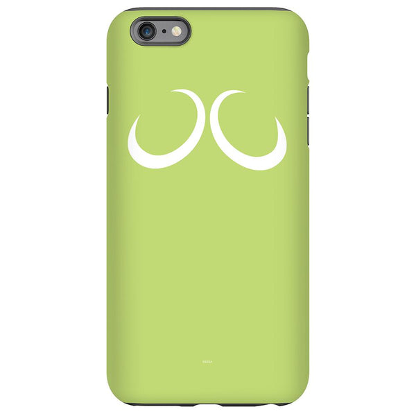 Puyo Puyo Green Puyo Phone Case