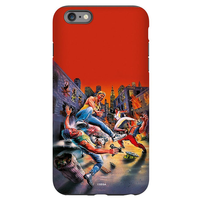 Streets of Rage Fight Phone Case
